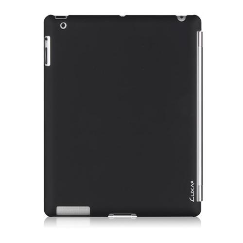 Накладка пластиковая Luxa2 iPad 2/3/4 Tough Case Plus черный