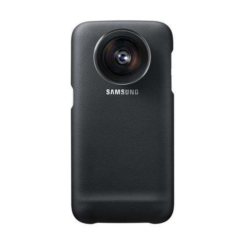 Накладка пластиковая Samsung Lens Cover Galaxy S7 ET-CG930DBEGRU Black