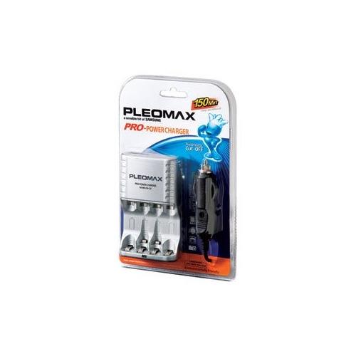 Зарядное устройство Pleomax 1014 150 min + Car Adapter