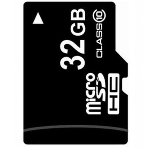 Карта памяти на 32 Гб Mirex microSD (class 10)