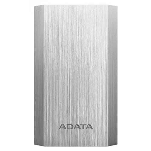Внешний аккумулятор A-DATA 10050 mAh 2USB 2.1A Silver