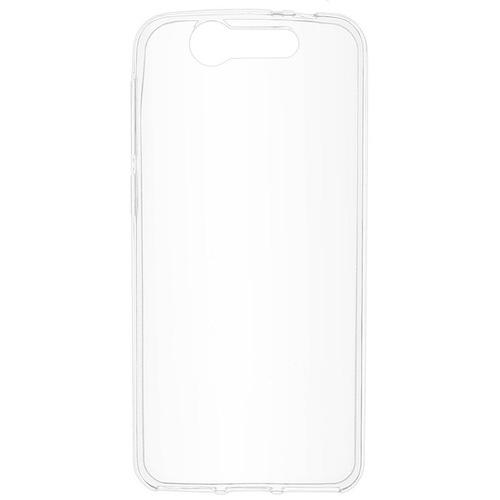 Накладка силиконовая skinBox slim ZTE Blade S7 Clear