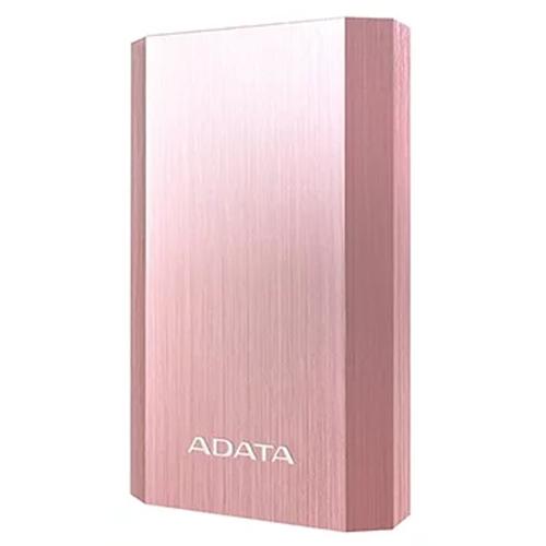 Внешний аккумулятор A-DATA 10050 mAh 2USB 2.1A Rose Gold