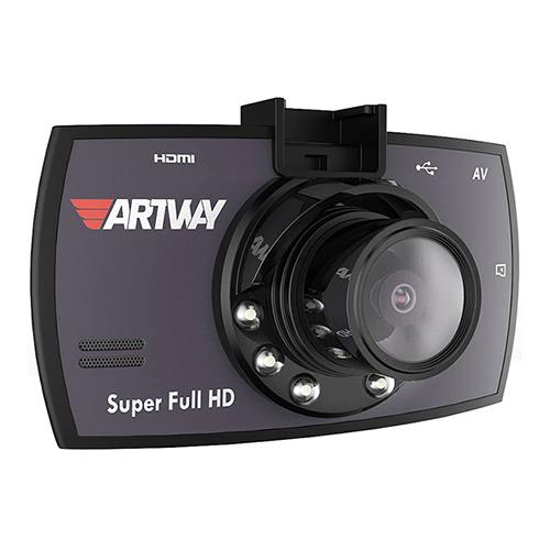 Видеорегистратор Artway AV-700, Black