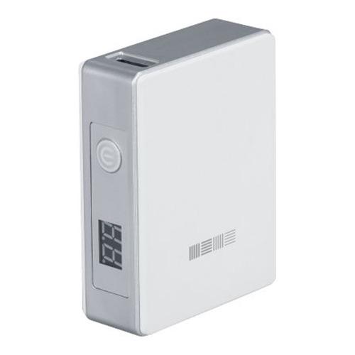 Внешний аккумулятор InterStep PB52001U 5200 mAh White