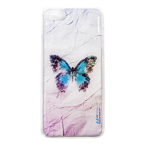 Накладка силиконовая IceTwice iPhone 7 / iPhone 8 Бабочка №1037