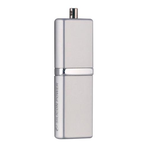 USB накопитель Silicon Power LuxMini 710 (4Gb) Silver