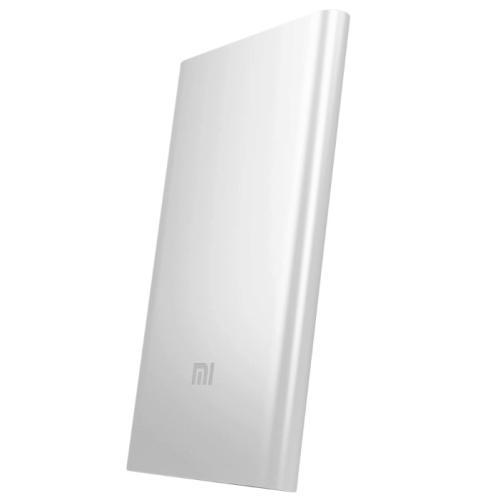 Внешний аккумулятор Xiaomi Mi 5000 mAh Silver фото 2