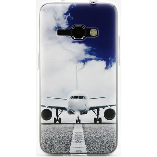 Накладка силиконовая Code Samsung J1 (2016) Plane