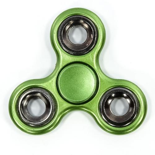 Спиннер глянцево-зеленого цвета Goodcom