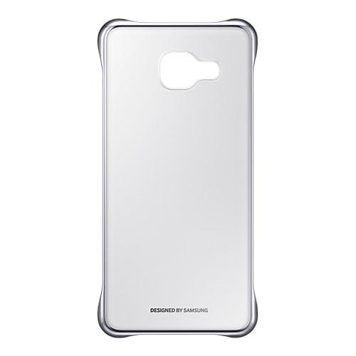 Накладка пластиковая Samsung Clear Galaxy A3 (2016) EF-QA310CSEGRU Silver
