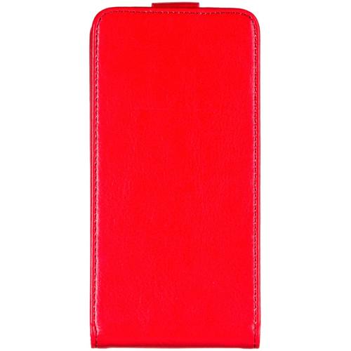 Чехол-флип skinBox HTC Desire 510 Red