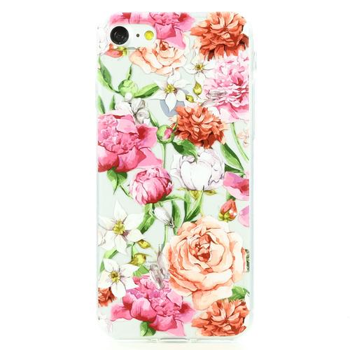 Накладка силиконовая BoraSCO ArtWorks iPhone 7/8 Ассорти