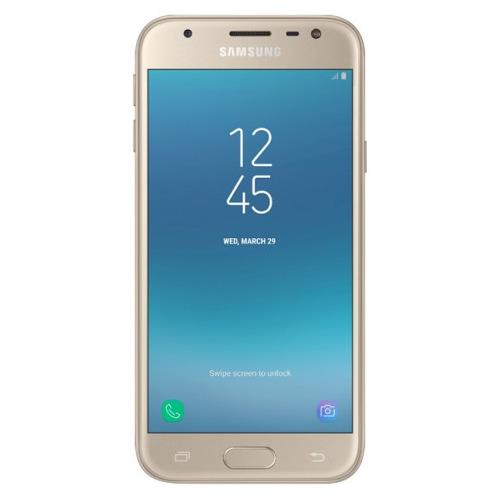 Телефон Samsung J330F/DS GALAXY J3 (2017) Gold