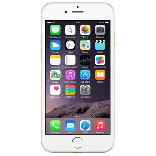 Смартфон Apple iPhone 6 32Gb Gold фото