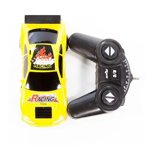 Игрушка Taiko Машина на Радиоуправлении жёлтая
