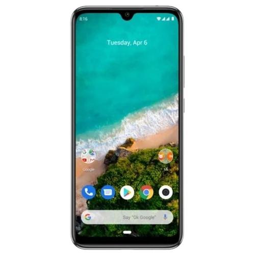Телефон Xiaomi Mi A3 128Gb Ram 4Gb Blue фото