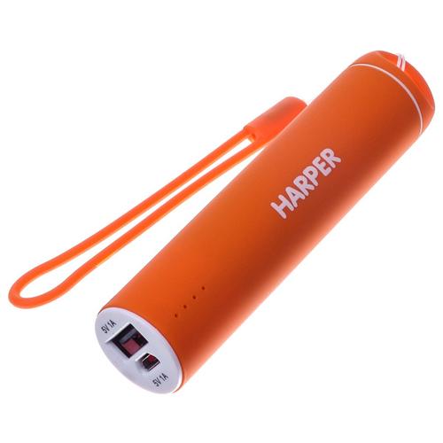 Внешний аккумулятор Harper PB-2602 2200 mAh Orange