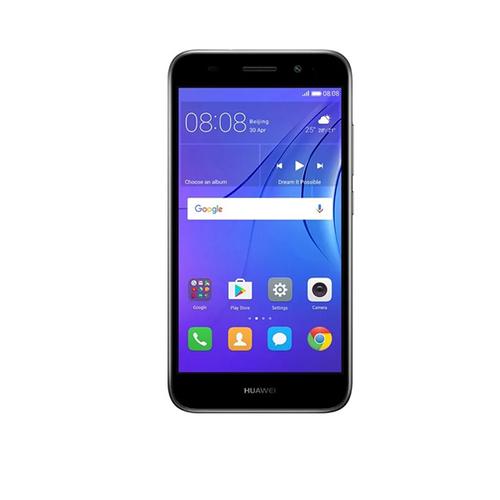 Телефон Huawei Y3 2017 (CRO-U00) 3G Black фото
