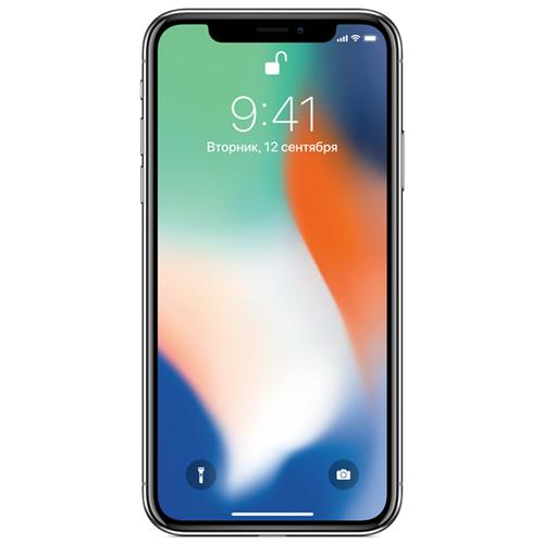 Телефон Apple iPhone X 256Gb Silver