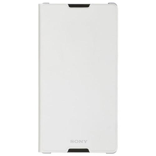 Чехол-книжка Sony FlipCover для Xperia C3 SCR15 White