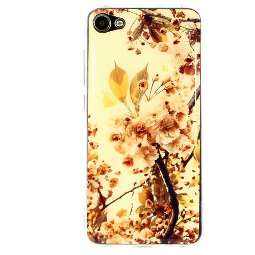 Накладка силиконовая IceTwice Meizu U10 Цветущее Дерево №411