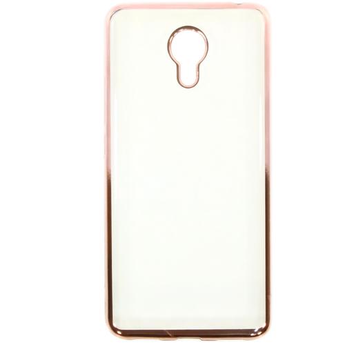 Накладка силиконовая Goodcase Meizu M3 Note Pink