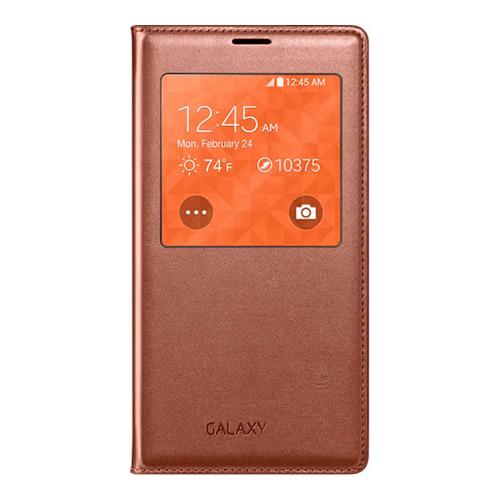 "Чехол - книжка Samsung S-View Galaxy Tab S 8.4"" (EF-DT700BSEGRU) Gold"