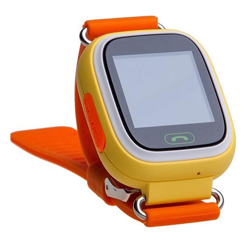 Умные часы Prolike PLSW90 детские, Orange