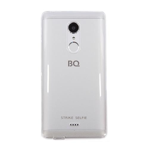 Накладка силиконовая iBox Crystal BQ BQS-5050 Strike Selfie Clear