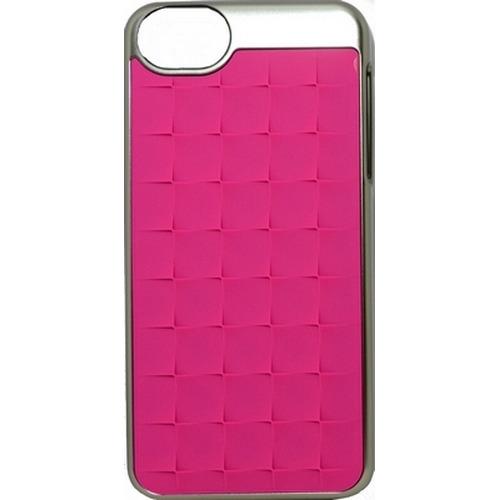 Накладка пластиковая uBear iPhone 5/5S/SE Mode Case Pink