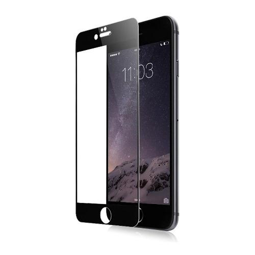 Защитное стекло для iPhone 7 Nano Full, uBear, 0.33мм, Black