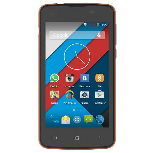 Телефон Highscreen Spark 2 Orange фото