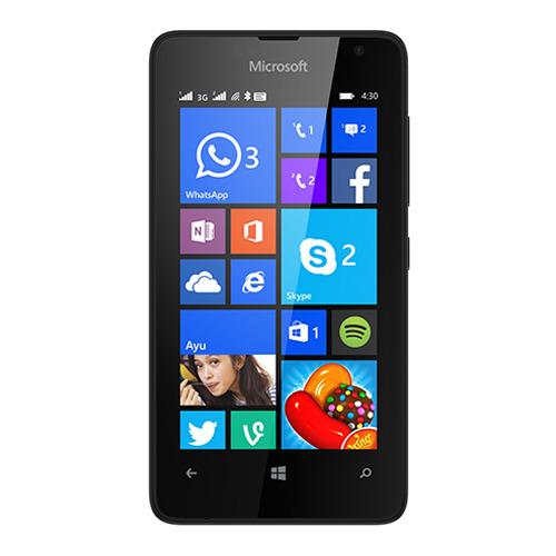 Телефон Microsoft 430 Lumia Dual Sim Black фото