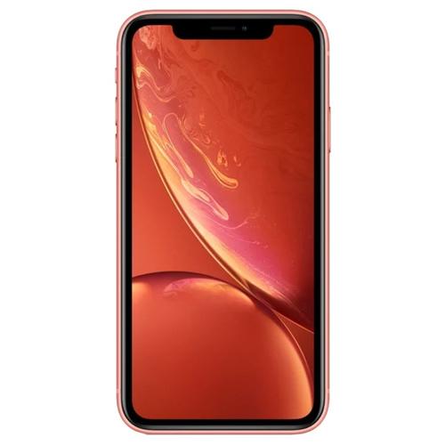 Смартфон Apple iPhone XR 128Gb Coral фото