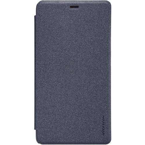 Чехол-книжка NILLKIN Sparkle Leather case Xiaomi Redmi Note 3 Black