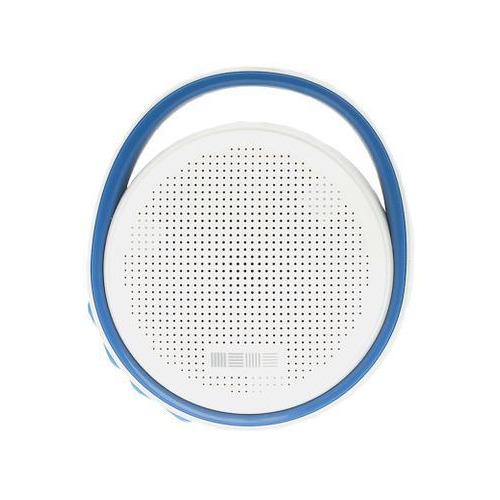 Купить со скидкой Колонка InterStep SBS-100 (Bluetooth,micro SD) White/Blue