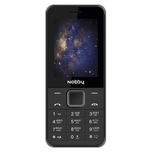 Телефон Nobby 200 Black фото