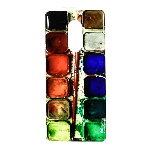 Накладка силиконовая IceTwice Xiaomi Redmi Note 4X Краски №710