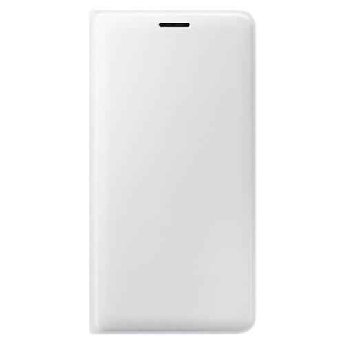 Чехол - книжка Samsung Flip Wallet Galaxy J3 (2016) (EF-WJ120PWEGRU) White фото