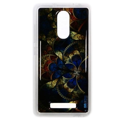 Накладка силиконовая IceTwice Xiaomi Redmi Note 3 Мозаика №637
