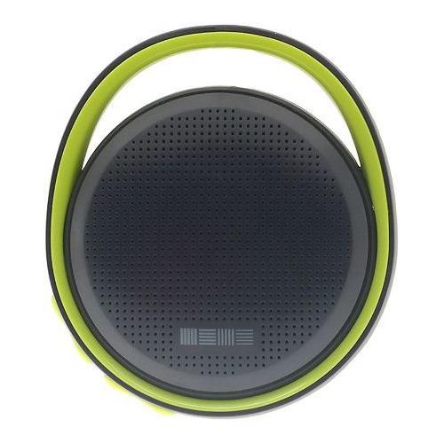 Колонка InterStep SBS-100 (Bluetooth,micro SD) Black/Green