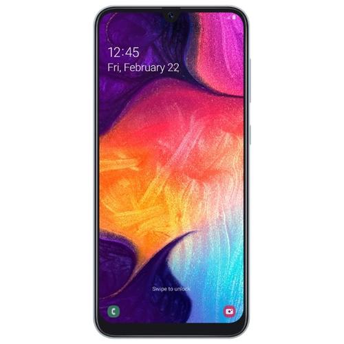 Телефон Samsung A505F/DS Galaxy A50 64Gb White фото