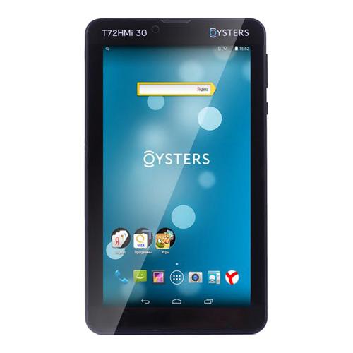 "Планшет Oysters T72HMi 3G (MediaTek MT8312/7""/1Gb/4Gb) Black"