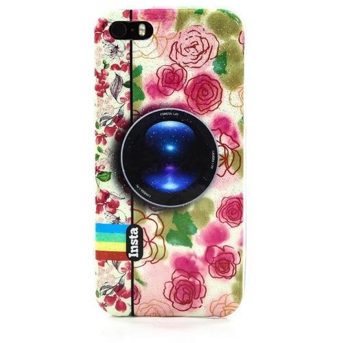 Накладка силиконовая iPhone 5/5S Insta (IMD SF)