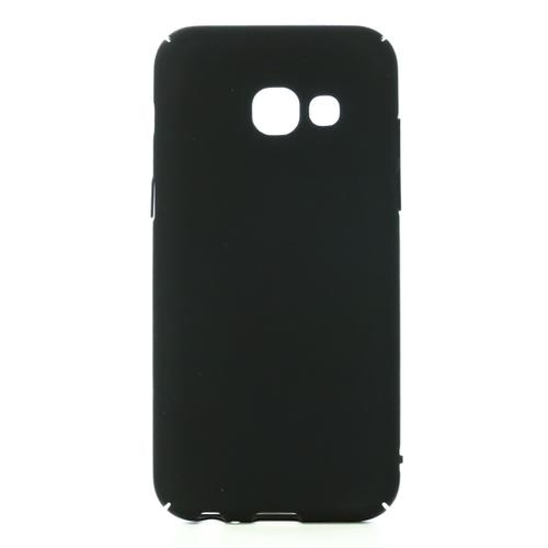 Накладка пластиковая TFN Samsung Galaxy A3 (2017) SM-A320 Black фото