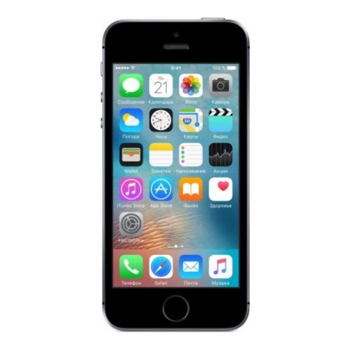 Телефон Apple iPhone SE 16Gb Space gray
