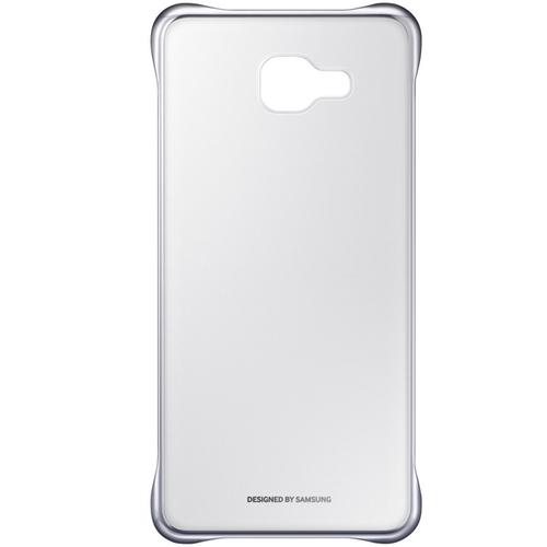 Накладка пластиковая Clear Cover Samsung Galaxy A7 (2016) (EF-QA710CSEGRU) Silver фото