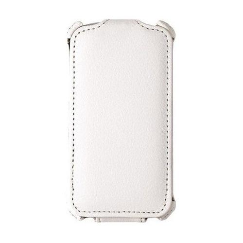 Чехол-флип для Sony Sony Xperia P LT22i, Armor, белый
