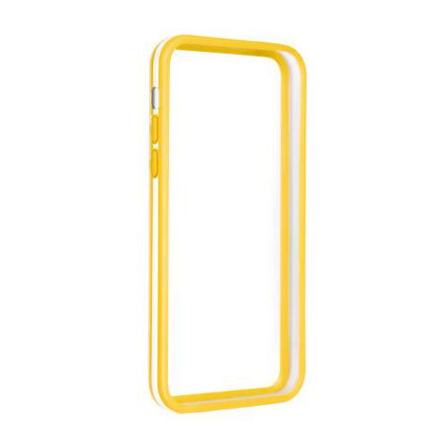 Накладка пластиковая Nobby Practic iPhone 5C Yellow